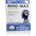 Mind-Max Trial Pack (20) NEW!